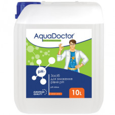 AquaDoctor pH Minus (Серная 35%) 10 л